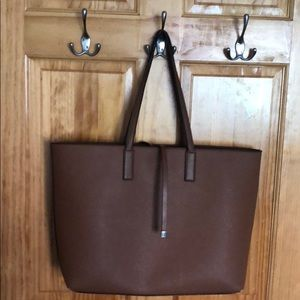 Kelly and Katie tote bag